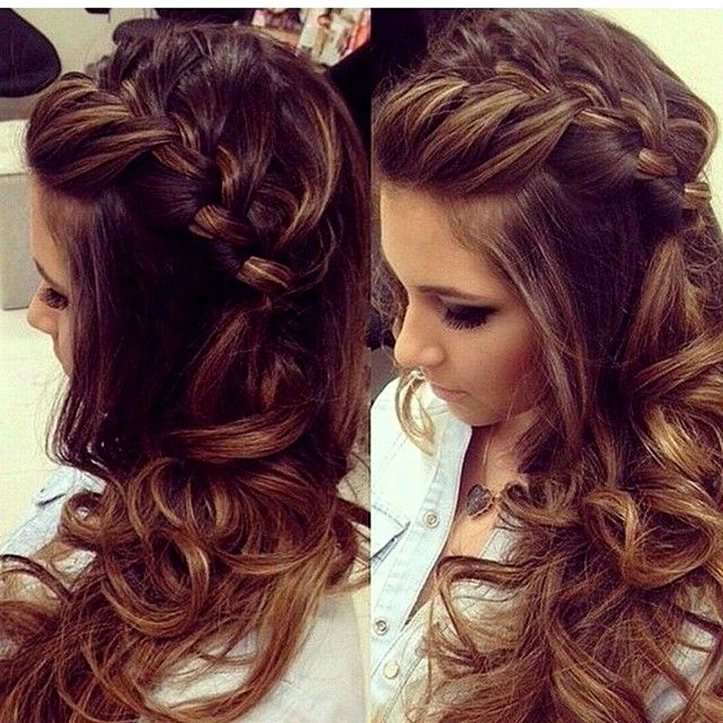 Wavy Hairstyles Hair Trends Hairstyles 2015 Haircuts And Hair