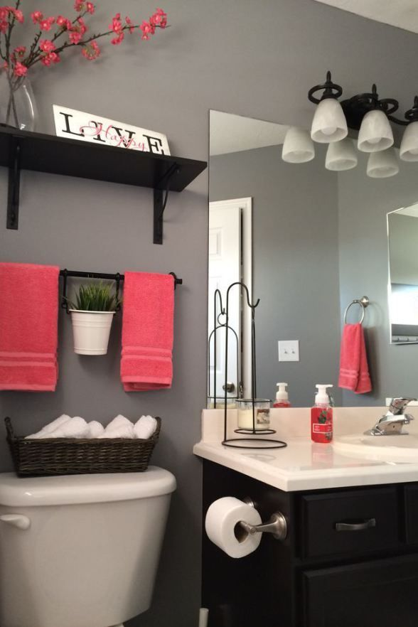 26 Half Bathroom Ideas And Design For Upgrade Your House Salle