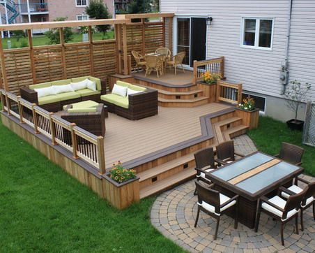 Best 25 Small deck patio ideas on Pinterest  Patio decorating ideas diy Small deck ideas diy
