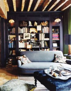 Family room designs furniture and decorating ideas http home pinterest design bookshelf styling also rh
