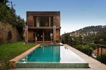 Noem Casas De Madera Modernas Ecologicas High-tech