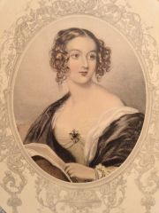 1840s hairstyle 1825-1840s romantic