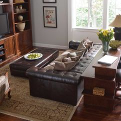 Stickley Sterling Sofa Table Jackson Lawson Sectional Double Chaise New Gathering Island In Family Room The