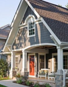 Sherwood traditional exterior also reddish door color for the home rh pinterest