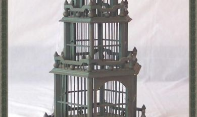 Wooden Bird Cages Decorative | Wooden Thing