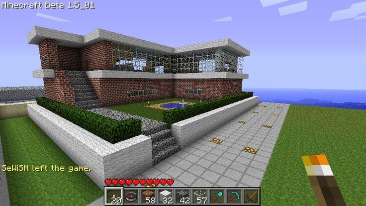 Minecraft House Ideas Google Search Minecraft FOREVA