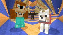 Minecraft Stampy Cat Dogs
