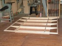 Floating Bed Frame Plans | Furniture | Pinterest ...