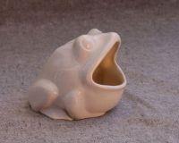 Ceramic Frog Sponge Holder, Scrubby Holder, or Ashtray in ...
