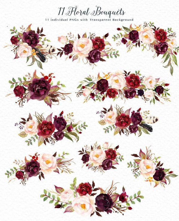 design tools great floral garland