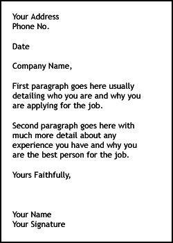 Jobberman Insider How To Write A Cover Letter Jobberman