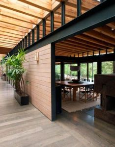 Designed by architects alejandro sanchez garcia san sen house is located in valle de bravo mexico  place surrounded lush forest also homestay design pinterest and interiors rh