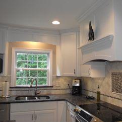 Blue Pearl Granite Kitchen Bull Outdoor Royal Countertops Backsplash 4x4