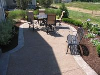 Exposed aggregate patios,driveways,porches, pool decks and ...
