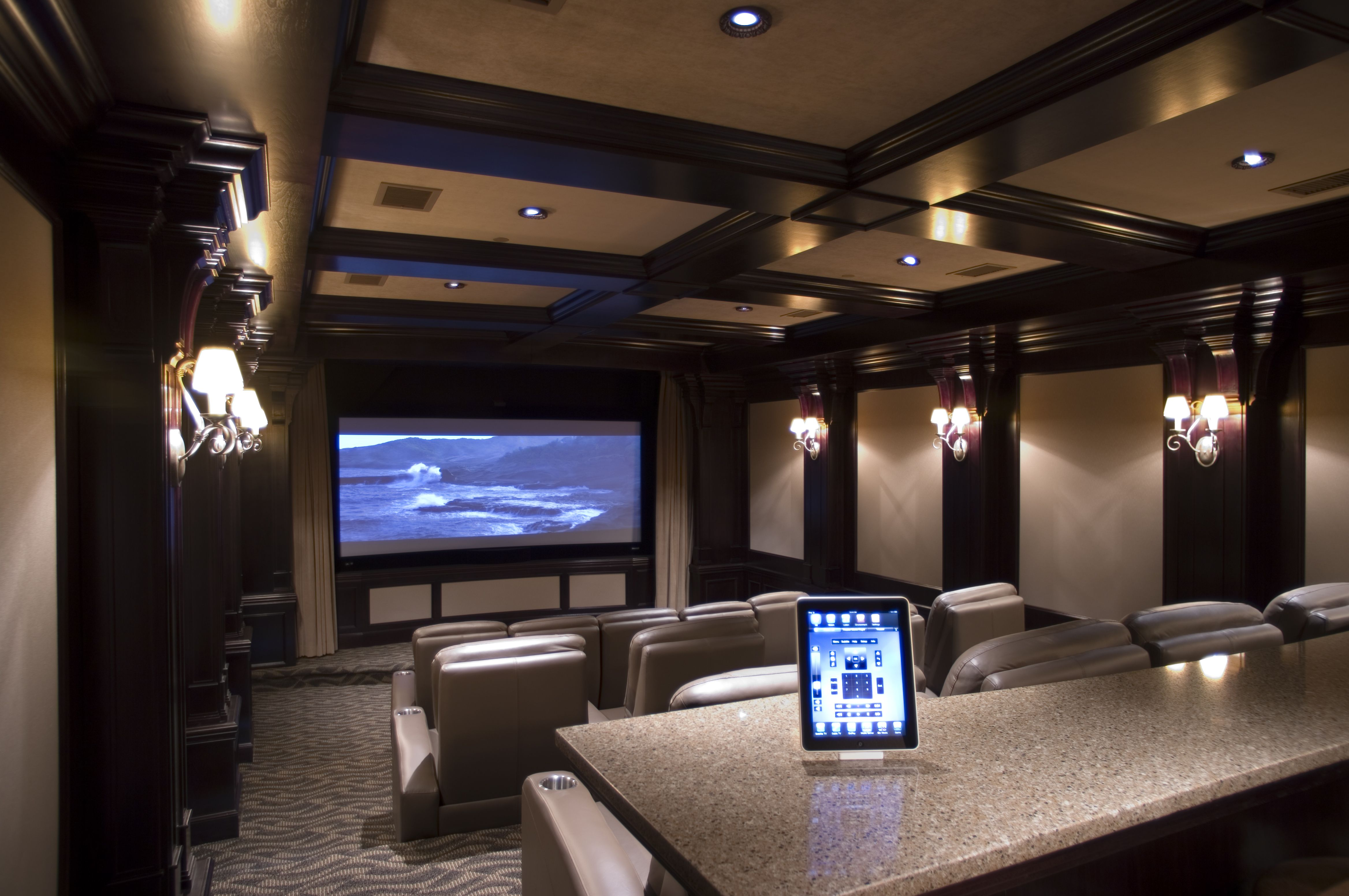 Home Movie Theater Sit Back Relax Watch And Play Pinterest