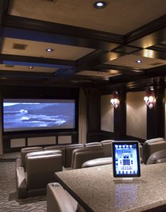 Pics of home theater rooms interior design remarkable large room with also rh pinterest