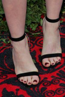 Anna Hathaway Chaussures Sensuelles 7
