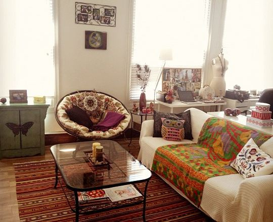 My Little Living Room Home Decor Love! Boho Boho Chic And