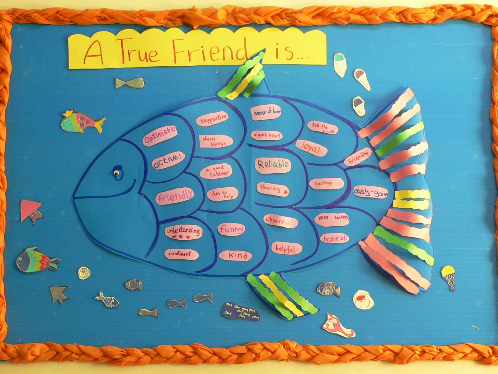 Book The Rainbow Fish Ideas For Teaching Resources For