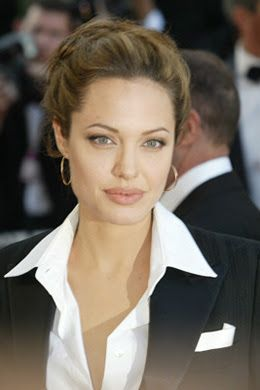 Angelina Jolie Business Woman Hairstyles Beauty Pinterest