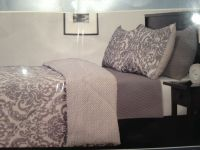 Grey damask bedding set - Costco | Master Bedroom ...