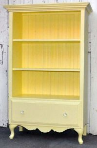 repurpose dresser into a bookcase | Repurposed Everything ...