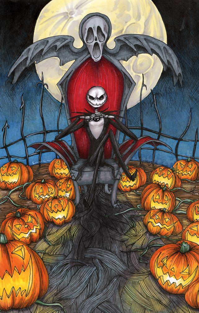 The Pumpkin King by lycheetwistdeviantartcom  Pumpkin