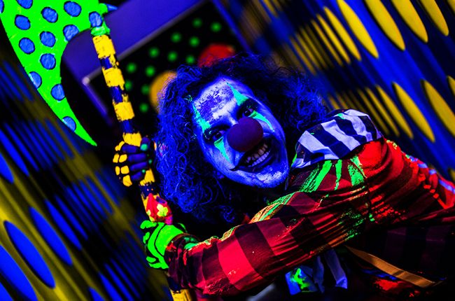 Blacklight Haunt Rob Zombie On His Haunted Houses & How They