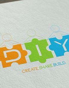 Check out new work on my behance portfolio diy logo http also be rh pinterest
