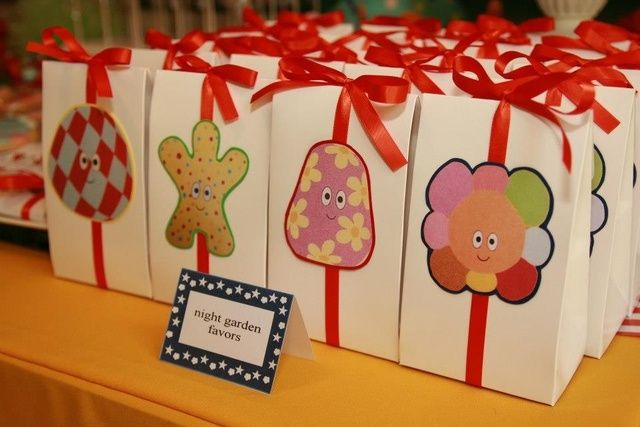 1000 Images About In The Night Garden Party Ideas On Pinterest