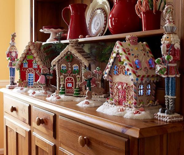 Valerie Parr Hill39s Gingerbread Houses from QVC