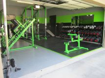 Awesome Home Garage Gym