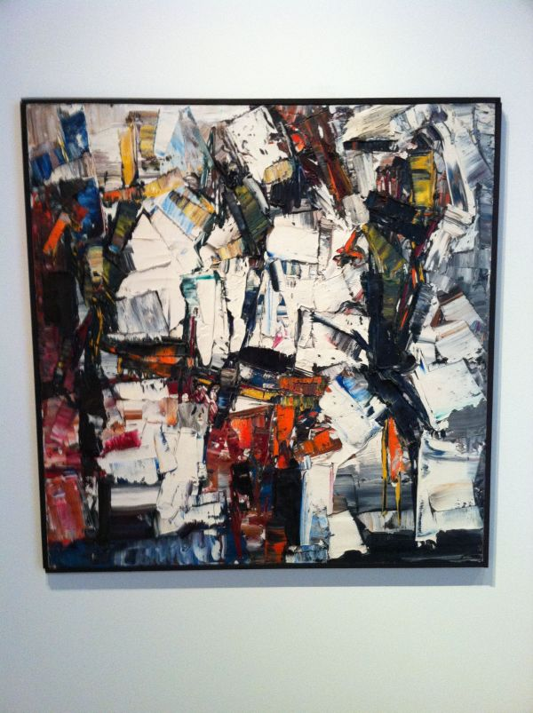 Jean Paul Riopelle Yale Art Galleries Paintings And Canadian