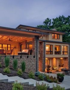 Inside and outside combined also dream home pinterest outdoor rh