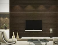 $25 per sqf Dark Oak Wood Wall Panels - Wood Veneer Panels ...