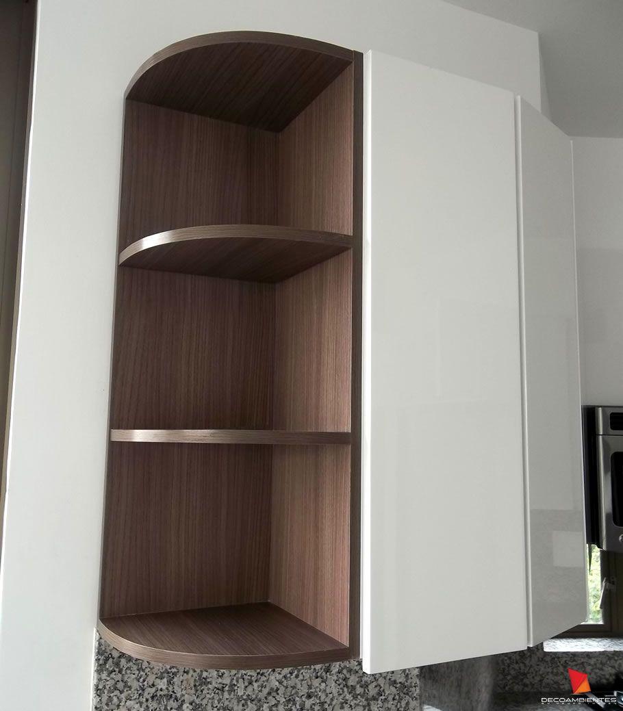 Mueble Esquinero Cocina Formas De Fabricar Muebles