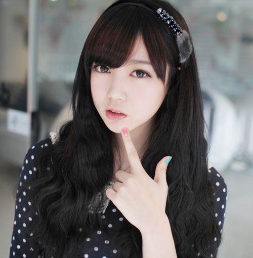Ulzzang Girls Hairstyle Google Search Ulzang Pinterest