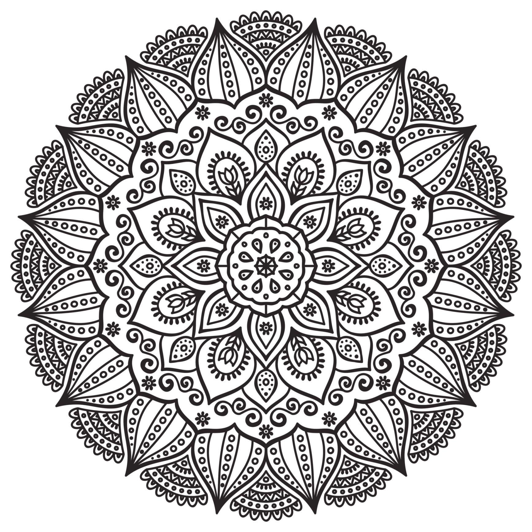 Mandalasparacoloreardificilesimprimirjpg (1734×1734