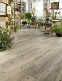 Vinyl flooring option. Hartsfield commercial grade floor ...