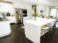 Before-and-After L-Shaped Kitchen Remodels | Kitchens ...