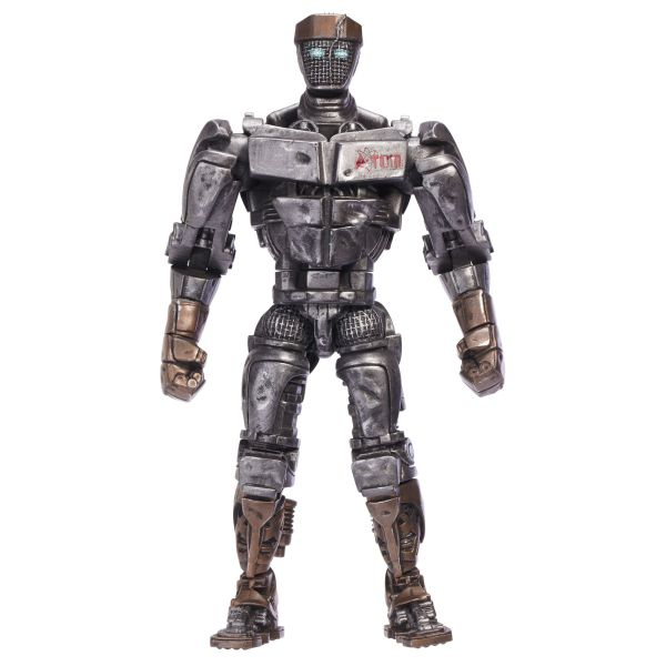 Real Robots Jakks Movies With Steel And