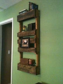Recycled Project Wooden Pallet Cut Create