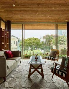 Project  box of wood wirawan house raw architecture terraced gardenamazing housesinterior also rev rh uk pinterest