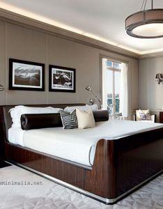 Tempat tidur minimalis mewah model baru also guy   way pinterest rh