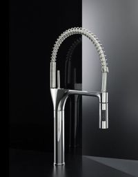 Contemporary Commercial Kitchen Faucet - Swing by Fima ...