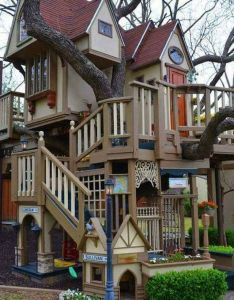 previouspinner said children   tree house in dallas tx has so many cool things inside and out for the kids to entertain themselves also evim guzel pinterest houses rh za