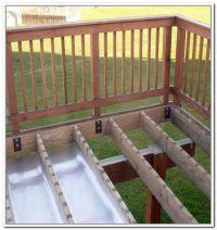 storage under deck ideas   Under Deck Storage Waterproof ...