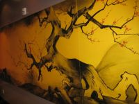 HD Wall Painting Tips Wallpaper Asian Mural In Restaurant ...