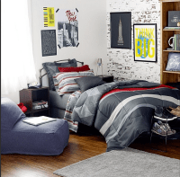 Dormify for Guys! Love this Dormified dorm room for your ...