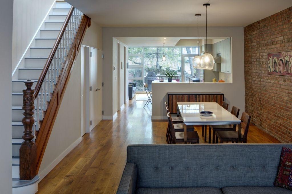 Row Home Decorating Ideas Part - 35: Philadelphia Row Home Decorating Ideas